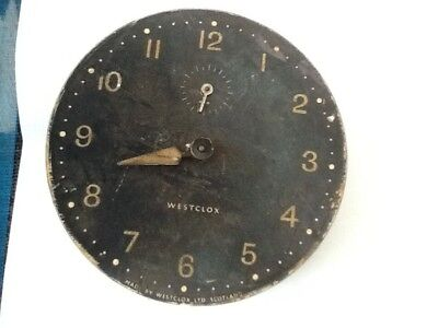 Vintage Westclox alarm clock part