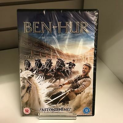 Ben-Hur DVD - New and Sealed Fast and Free Delivery