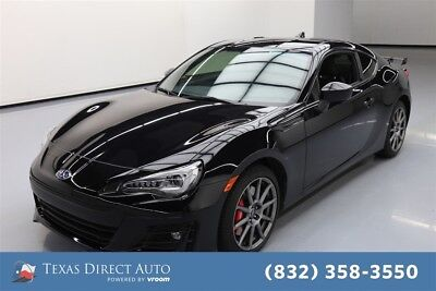 2017 Subaru BRZ Limited Texas Direct Auto 2017 Limited Used 2L H4 16V Manual RWD Coupe Premium