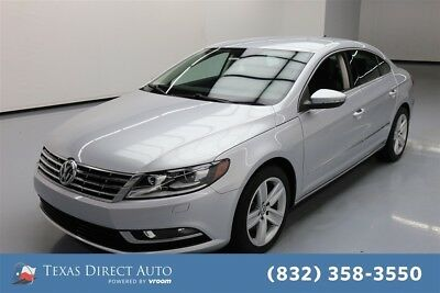 2016 Volkswagen CC Sport Texas Direct Auto 2016 Sport Used Turbo 2L I4 16V Automatic FWD Sedan Premium