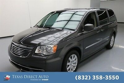2015 Chrysler Town & Country Touring Texas Direct Auto 2015 Touring Used 3.6L V6 24V Automatic FWD Minivan/Van