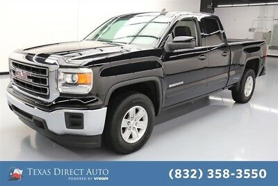 2015 GMC Sierra 1500 SLE Texas Direct Auto 2015 SLE Used 4.3L V6 12V Automatic RWD Pickup Truck OnStar