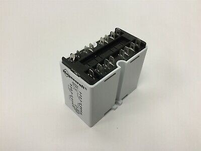 Magnecraft 385XDX-24D Latching Relay, 4PDT, Coil: 24VDC, Contacts: 240VAC 28VDC