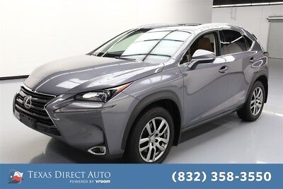 2016 Lexus NX AWD 4dr Crossover Texas Direct Auto 2016 AWD 4dr Crossover Used Turbo 2L I4 16V Automatic AWD SUV