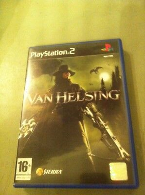 2 Playstation 2 Games Van Helsing & Medal Of Honor  16+