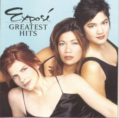 Expose-Greatest Hits Cd New