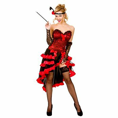 WILD WEST SHOWGIRL Western Performer Glamour Adults Womens ...