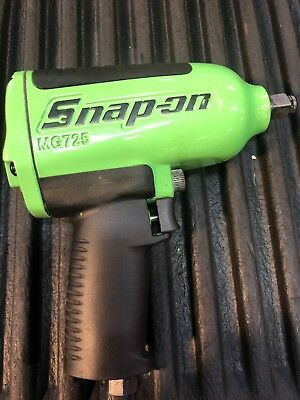 Snap On Green 1/2 Impact Gun MG725