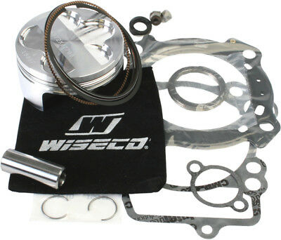 Wiseco Top End Piston Gaskets Rebuild Kit 77.00mm Yamaha WR250F YZ250F 2001-2004