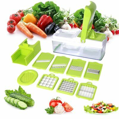 SAJFS DICER PLUS FUSION Vegetable Slicer Cutter Chopper Grater Shredder Nicer