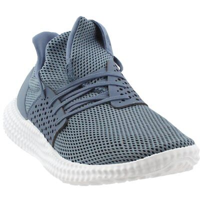 adidas Athletics 24/7 Trainer Sneakers- Grey- Mens
