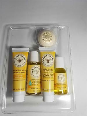 Burt's Bees Getting Started Kit