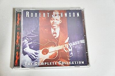 Robert Johnson - The Complete Collection Platcd278-Cd
