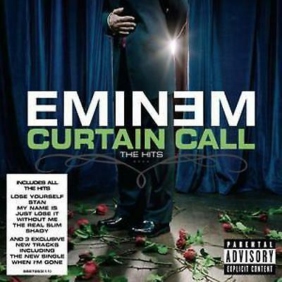 Eminem Curtain Call: The Hits CD NEW
