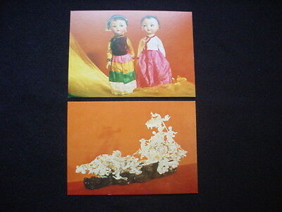 1982 Knoxville, Tennessee 12 Unused Postcards From China Exhibition