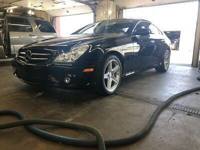 2010 Mercedes-Benz CLS-Class AMG 2010 Mercedes Benz cls550 amg package