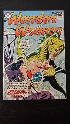 1964 Dc Comics Wonder Woman #146 Flat Rate Shipping