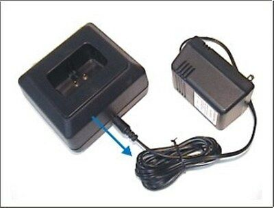 Battery Charger For Realistic Radio Shack Htx-202 Htx-404 Htx202 Htx404 Radios