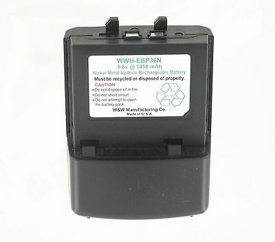 9.6v@1450mAh NiMH BATTERY REPLACES EBP37 EBP37N EBP34 EBP34N EBP35 EBP36, EBP36N