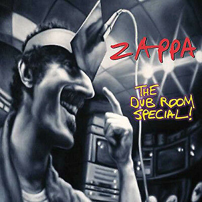 Frank Zappa The Dub Room Special Live CD NEW