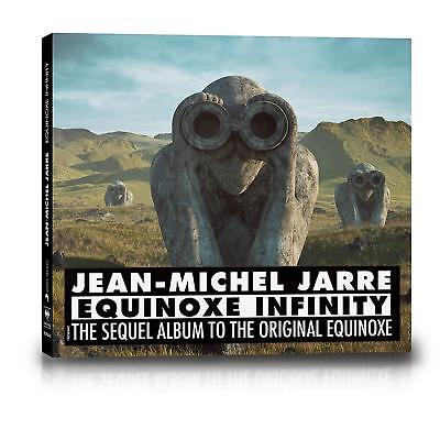 JEAN MICHEL JARRE 'EQUINOXE INFINITY' CD (16th November 2018)