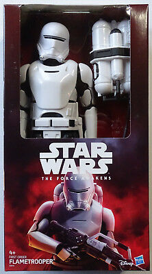 HASBRO® B3916 STAR WARS® Hero Series Deluxe First Order Flametrooper™ 30cm Figur
