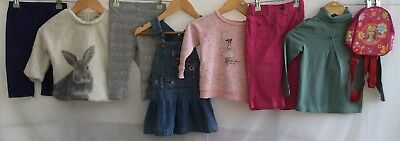Baby Girls Bundle Of Clothing Age 9-12 Months Tu Next Mothercare <H1582