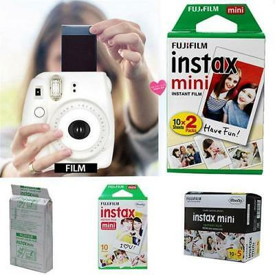 100PCS Fujifilm Instax Film Mini Fuji 8 / 7S / 25 / 50 / 70 / 90 SP1 Camera