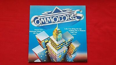 "Vinyl, 2 LP Commodores "" Lady "" MOTOWN * NEAR MINT !"