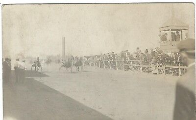 RPPC Campbell NE 1911 Harness Racing Franklin County C H Duff Central City