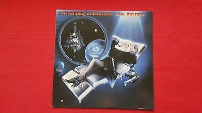 Vinyl, LP, The Monks Suspended Animation Polydor PDS 1-6314 Canada * NEAR MINT