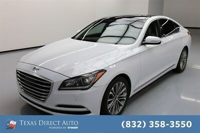 2015 Hyundai Genesis 3.8L Texas Direct Auto 2015 3.8L Used 3.8L V6 24V Automatic AWD Sedan
