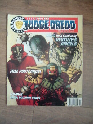 The Complete Judge Dredd Issue 28 Destiny's Angels