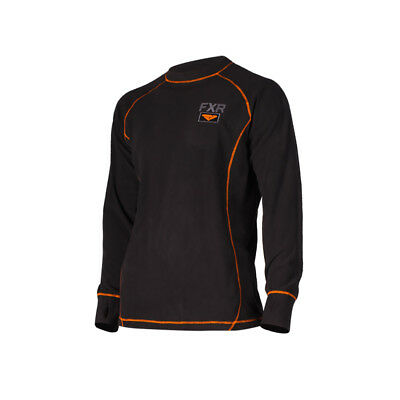 FXR Pyro Thermal Longsleeve Authentic Polyester Warmth Quick Dry Snowmobile
