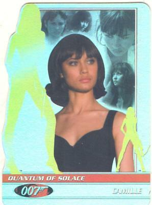 James Bond Heroes & Villains Bond Women Card BW0022