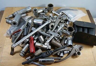 Large Mechanics Lot, Sockets, Pliers, Vice Grips, & Much More! Many Craftsman