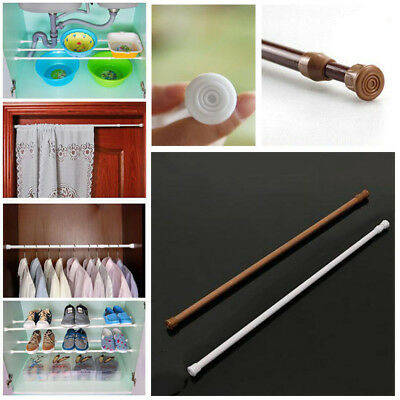 Length Adjustable Curtain Rod Decorative Punch-free High Quality Accessories