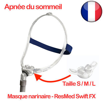 ResMed Swift FX - Masque narinaire S/M/L
