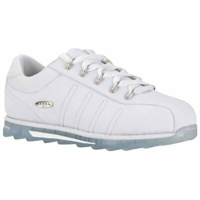 Lugz Changeover Ice Sneakers- White- Mens