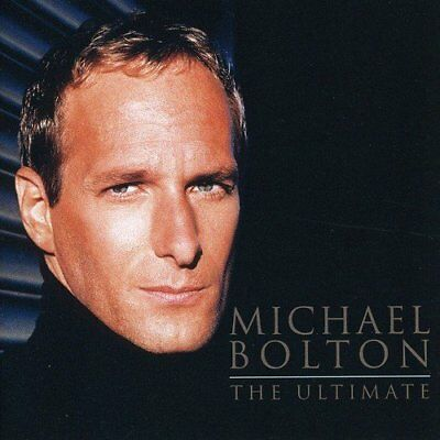 Michael Bolton ~ The Ultimate ~ NEW CD Album ~ Greatest Hits ~ Very Best Of