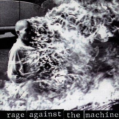 "Rage Against The Machine ~ Self Titled ~ NEW CD Album "" Bombtrack """
