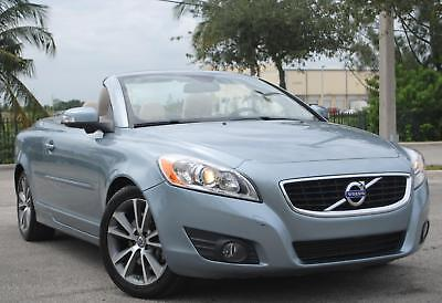 2011 Volvo C70 Convertible 2011 VOLVO C70 T5 CONVERTIBLE, 2.5L 5 Cyl, AUT TRANS, JUST 1 OWNER, NO RESERVE.