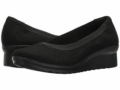 ad0339b46e8f5 CLARKS WOMEN'S CADDELL Trail Casual Wedge Slip On - $94.95 | PicClick