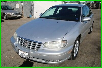 1999 Cadillac Catera  1999 Cadillac Catera Automatic 6 Cylinder NO RESERVE