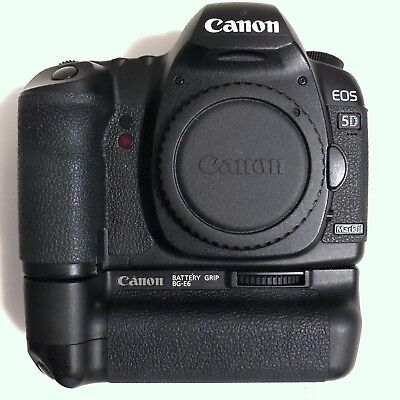 CANON EOS 5D MARK II 21.1MP FULL-FRAME DSLR CAMERA (Body Only)