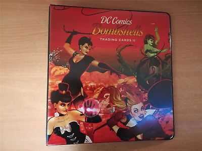 DC Comics Bombshells 2 Official Cryptozoic Binder