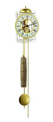 Hermle 70733-000711 - Wall Clock - Metal  - Pendulum Clock - New