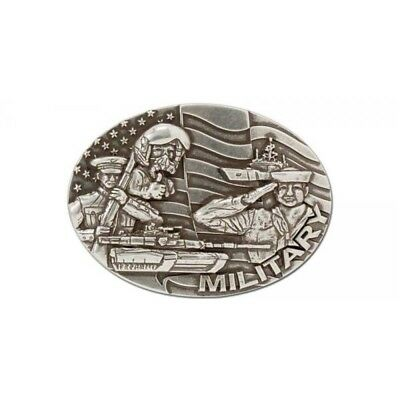 """Military Buckle, 1-1/2"""" (38 Mm)"""