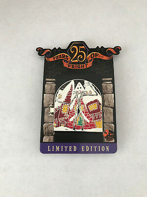 Disney Nightmare Before Christmas Jack Skellington Passholder Exclusive Pin LE