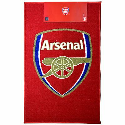 Arsenal Fc Floor Rug Mat New Official